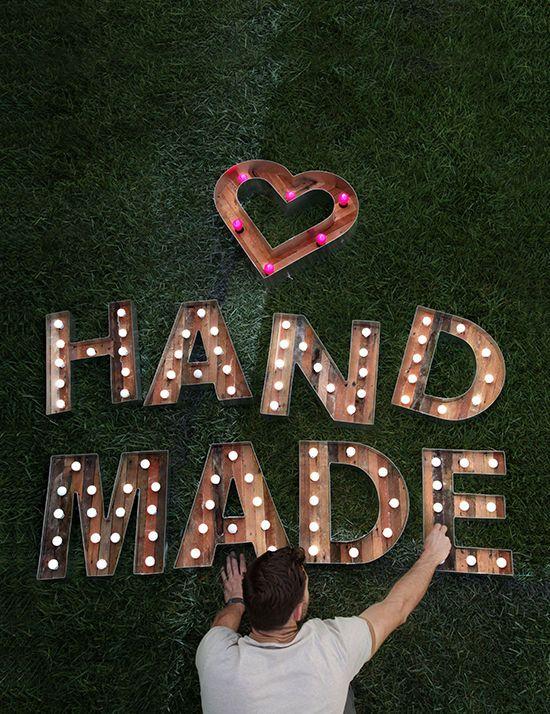 love hand made