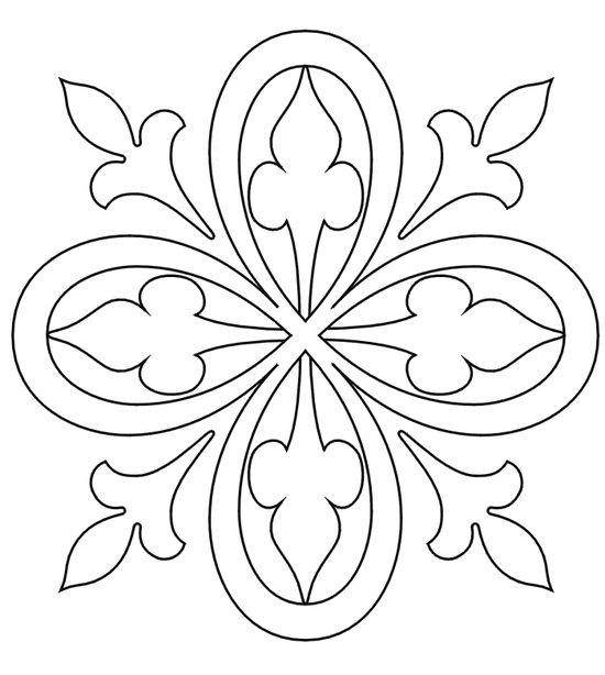 Pattern Coloring Pages For Adults - AZ Coloring Pages