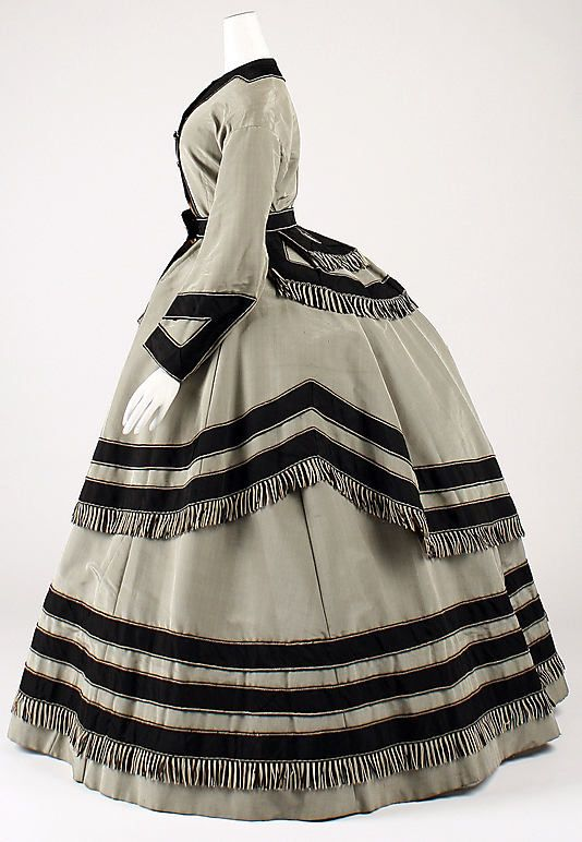 1866–69, American Dress