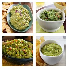 Easy Guacamole Recipes