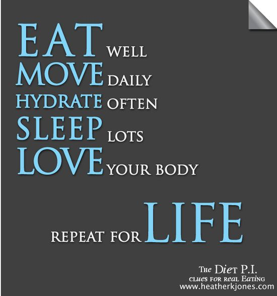 Eat Move Hydrate