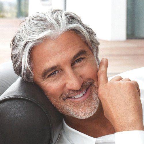 Ab 60 frisuren männer Frisuren für