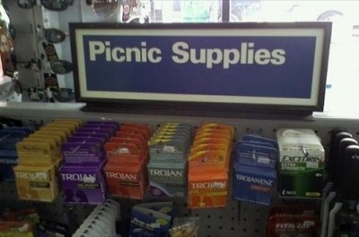 always be prepared for any picnic