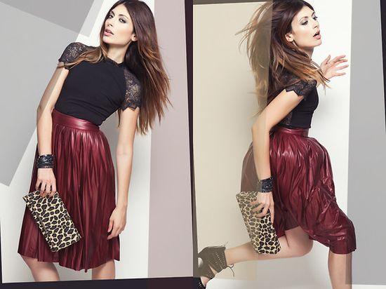 Tonight, Tonight - Fashion Model Post