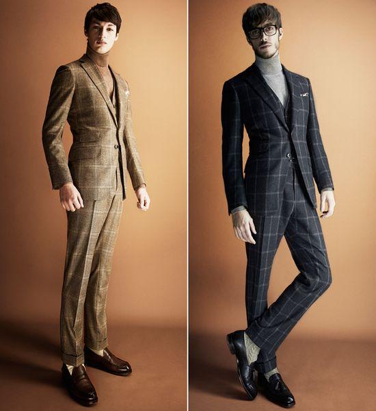 London Fashion Week: Tom Ford fall/winter 2013