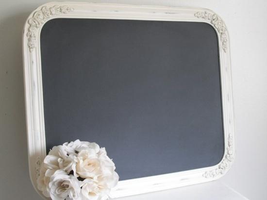 Antique chalkboard *swoon*