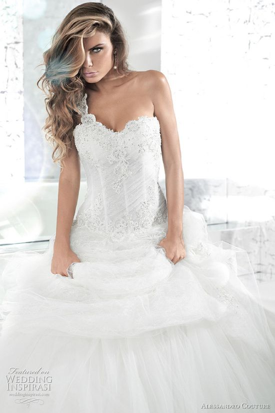 couture bridal collection 2011