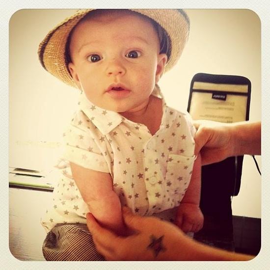 Baby fashion ...