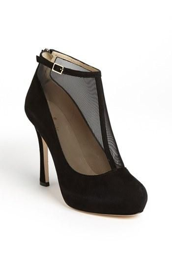 Flirty, peekaboo sandal by Kate Spade ;)