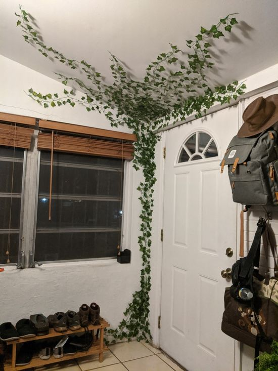 7 Best Fake Ivy Ideas Room Inspiration Bedroom Room Ideas Bedroom Aesthetic Room Decor
