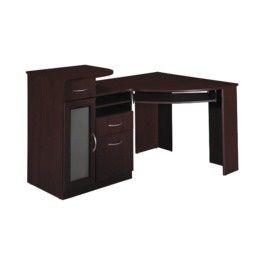 love the corner desk