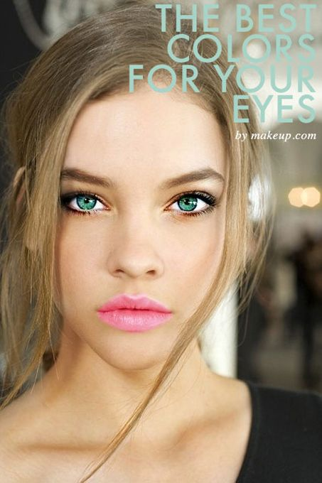 The Best Makeup for Your Eye Color