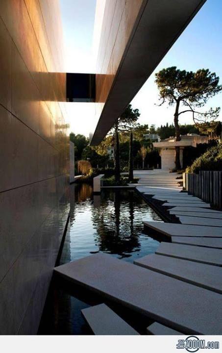 Luxury house designs in Marbella , Spain