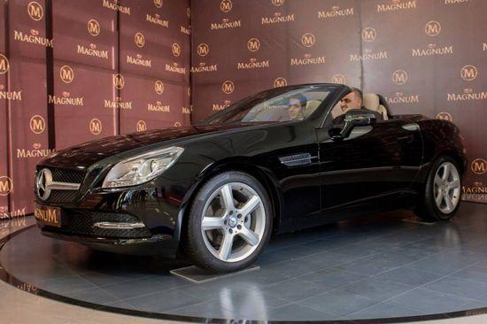 #Magnum #Mercedes Sports car