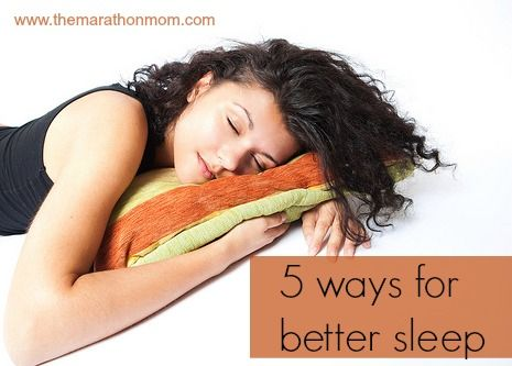 Insomnia: 5 Natural Ways to Get Better Sleep #health