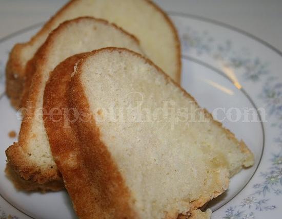 Perfect Southern Pound Cake     www.deepsouthdish...