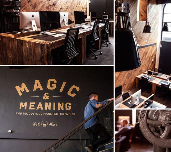 Ubiquitous office by Ubiquitous, Manchester office design