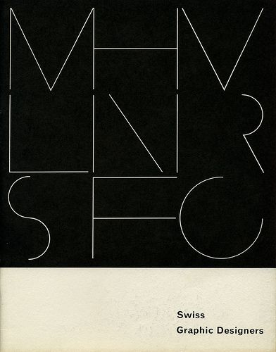 cover for Swiss Graphic Designers