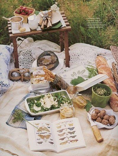 picnics & summer