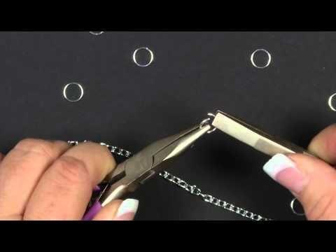 Jewelry 101: Using Jump Rings