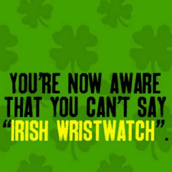 380 IRISH WRISTWATCH ideas | st pattys day, st patrick, saint patties