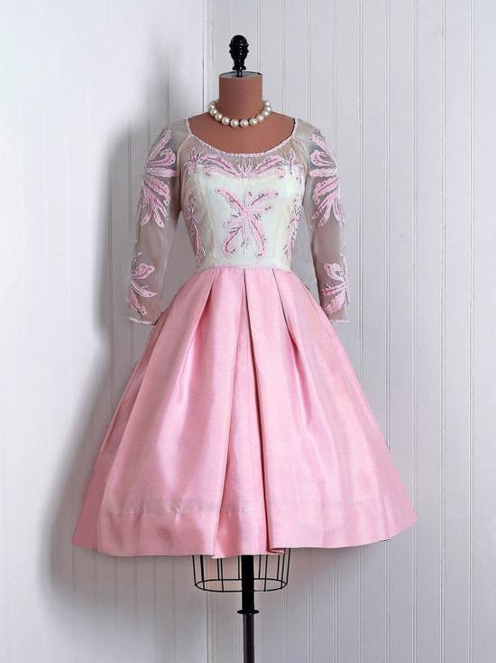 1950's Beautiful dress