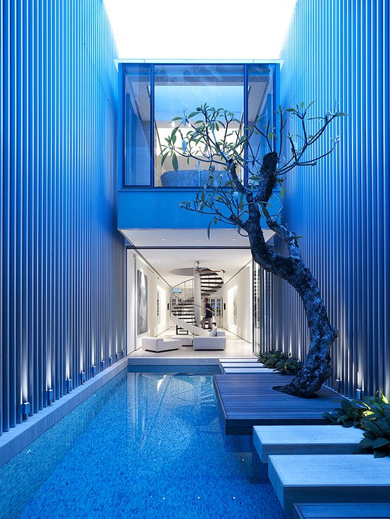 55 Blair road, #Singapore, 2009 by ONG Pte #architecture #interiors #cool #swimmingpool #elegance #modern #design