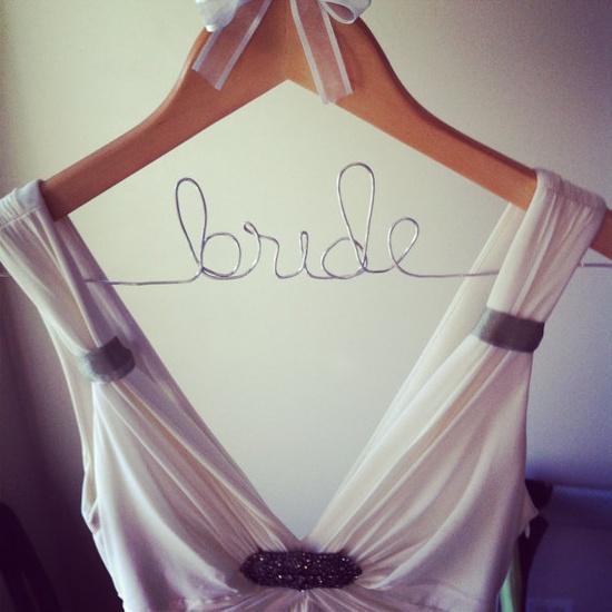 pretty wedding dress pic