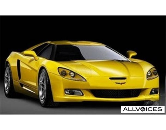 2012 Chevrolet Corvette C7- Great American Sports car