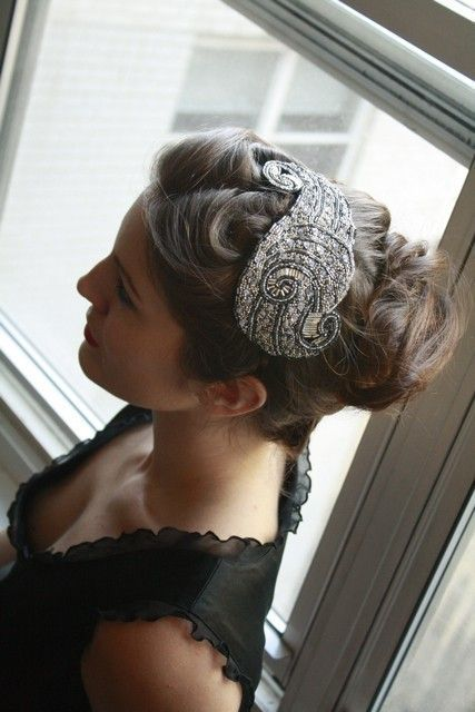 Bridal Deco Headband