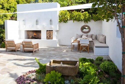 Organic-modern in Los Angeles. Molly Wood Garden Design.