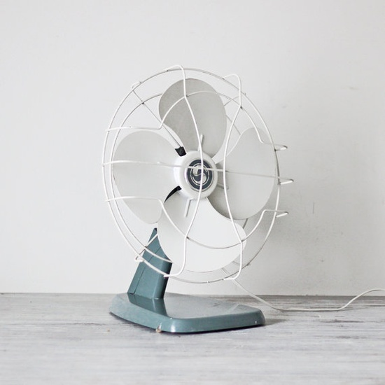 Seriously these fans are cool, I think I want one for my office (home or work) or a guest room, or even a sun room.