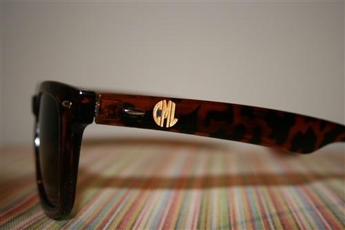 Monogrammed Sunglasses.