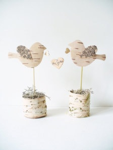 Wedding Cake Toppers - Wedding Decorations - Etsy