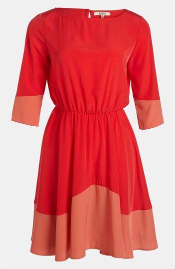 BB Dakota Colorblock Dress