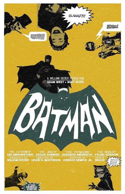Batman Alternative Movie poster