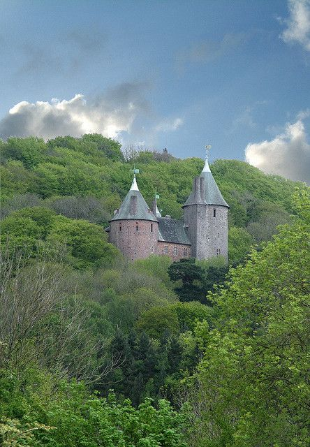Castell Coch - Cardiff, Wales