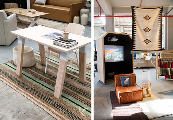 Handmade Rugs and throws by Pampa from Argentina  // Available at Koskela