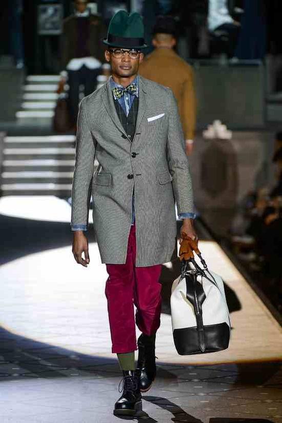 DSQUARED2 Autumn/Winter 2013-2014 #4daboyz #delortaeagency #designer #luxury #authentic #style #fashion #men #menswear #shoes #dsquared #dsquared2