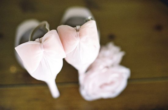 #pink #bows #shoes Photography by braedonphotograph...