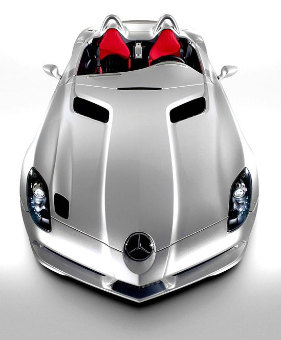 #JustWheels. #Cars. Mercedes Mclaren Stirling Moss via carhoots.com
