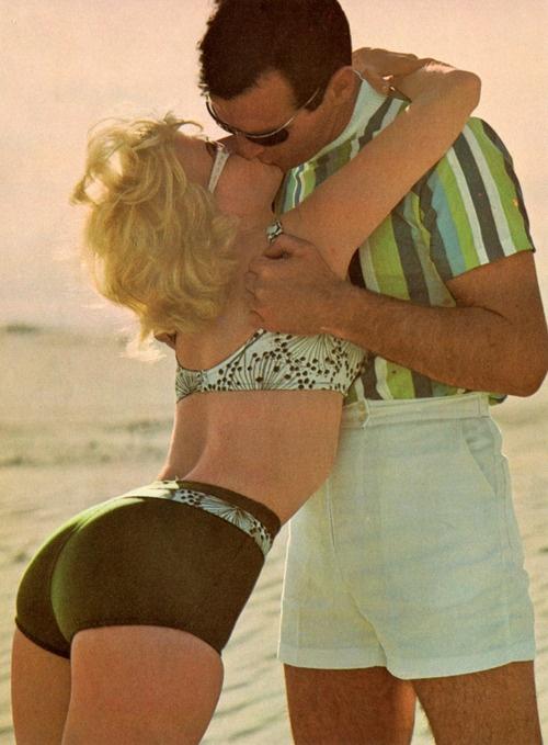 Kiss from 'Cavalier' magazine, 1963.