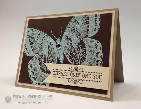 swallowtail - stampin' up!