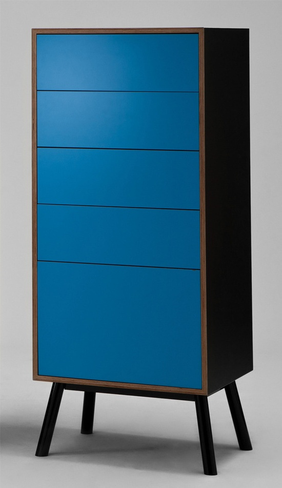 "The ""Tallboy""...four drawers and a cupboard...love!"
