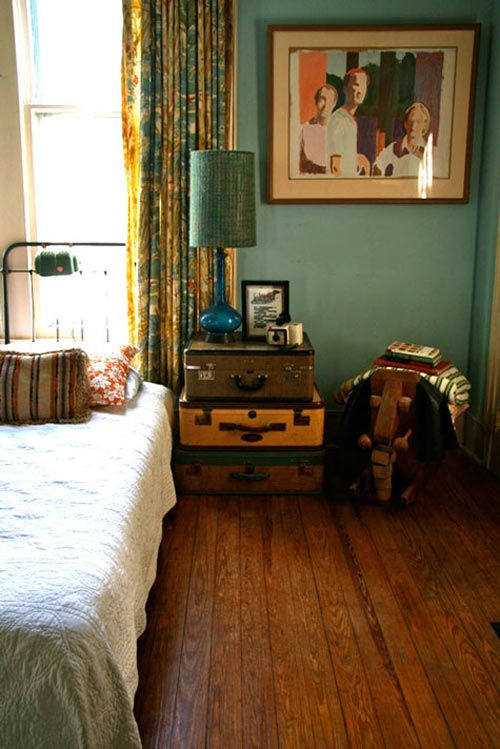 bedroom - I like this color