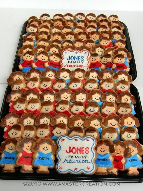 Jones' Family Reunion