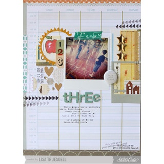 three // new yearbook by gluestickgirl at Studio Calico