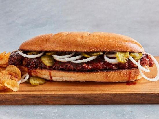 Instant Pot Rack o Ribs Sandwich Recipe | Food Network Kitchen | Food Network