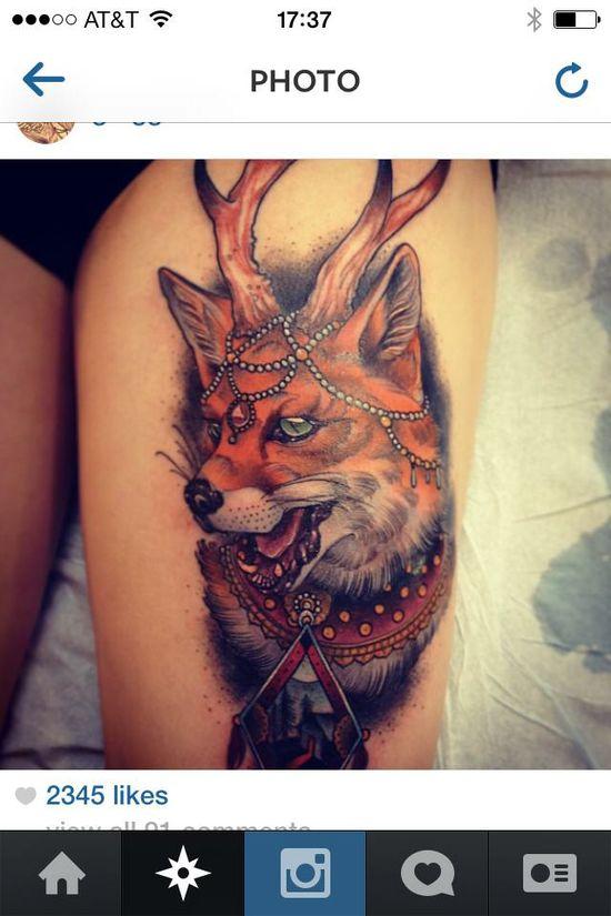 Friend of a Friend's tattoo