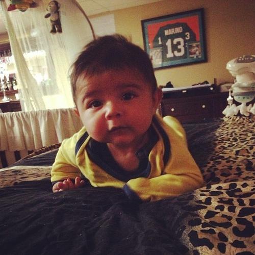Snooki's cute baby